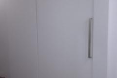 Porta embutida em drywall
